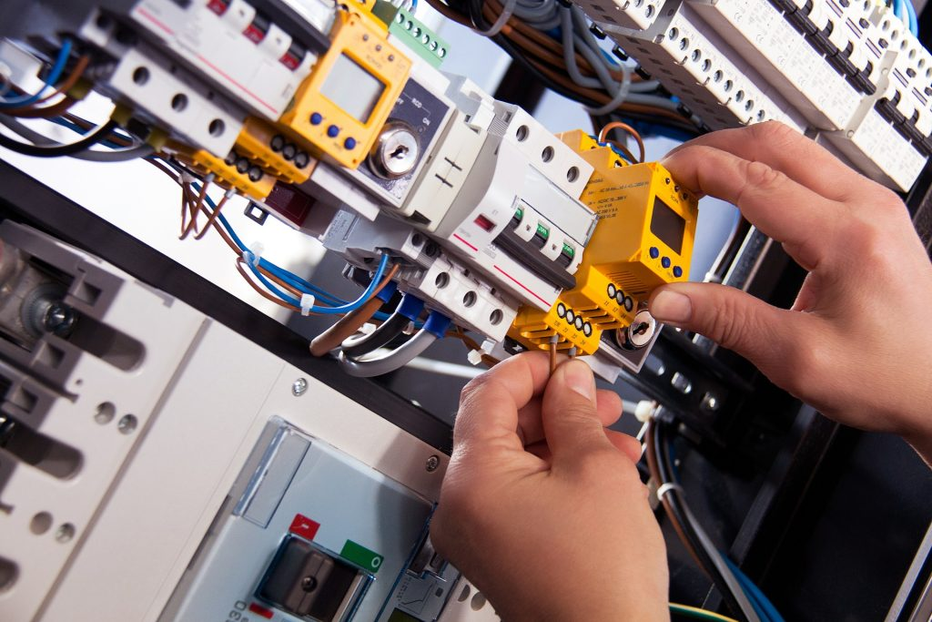 Eagan electrical contractor performing residential work